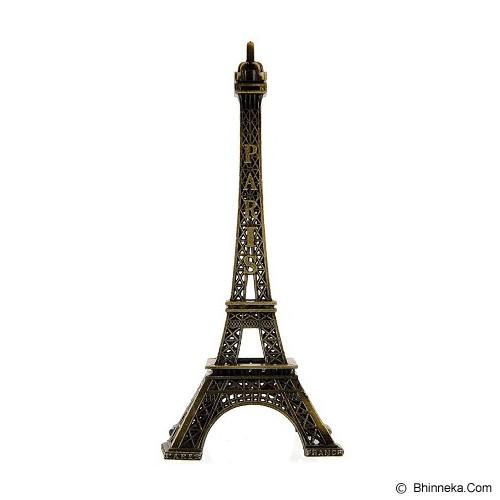 LACARLA Pajangan Menara Eiffel 15 cm - Wall Art / Hiasan Dinding