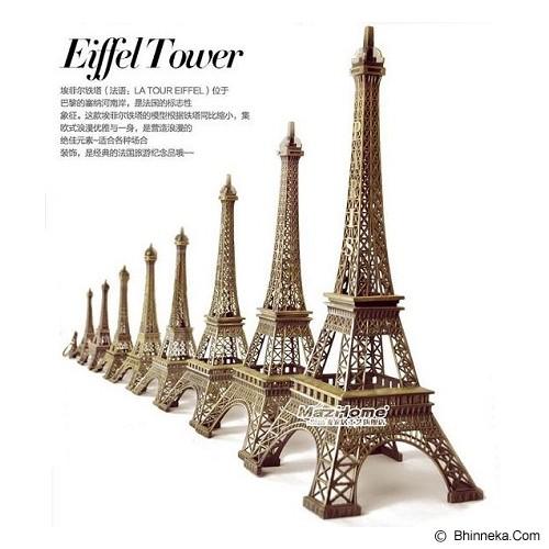 LACARLA Pajangan Menara Eiffel 15 cm - Pajangan Meja