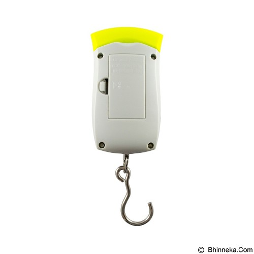 LACARLA Portable Mini LCD Electronic Digital Scale Hanging Fishing Hook Pocket Kitc (Merchant) - Timbangan Digital
