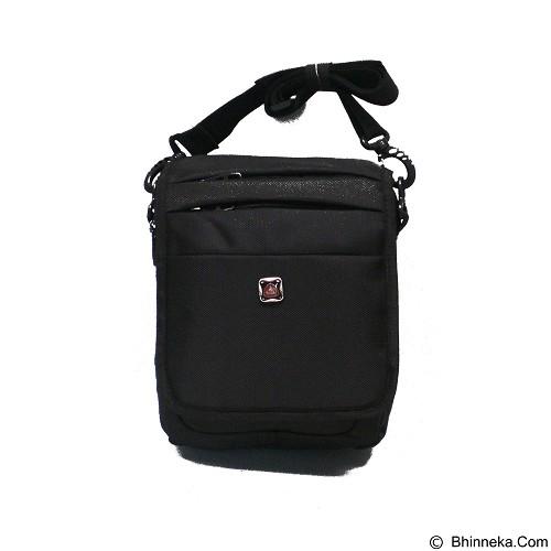 LACARLA Shicata Tas Gaul Tablet [4-2794] - Black - Shoulder Bag Pria