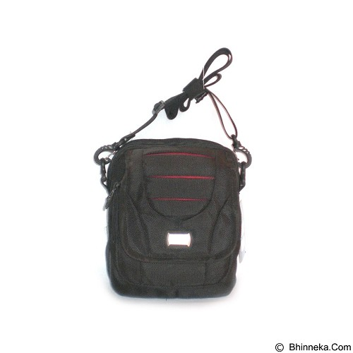 LACARLA Shicata Tas Gaul Tablet [4-2846] - Black - Shoulder Bag Pria