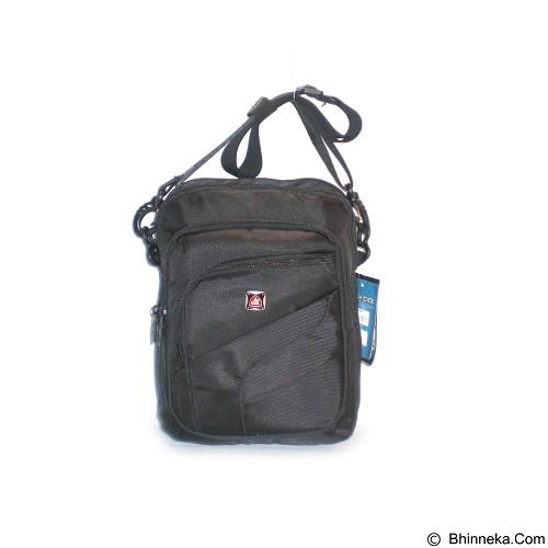 LACARLA Shicata Tas Gaul Tablet [4-2924] - Black - Shoulder Bag Pria