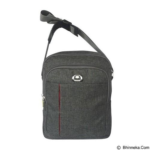 LACARLA Shicata Tas Gaul Tablet [4-2983] - Grey - Shoulder Bag Pria