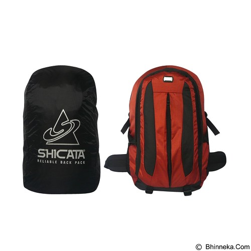 LACARLA Shicata Tas Semi Carrier Cover [7-2965] - Black Brown - Tas Carrier/Rucksack