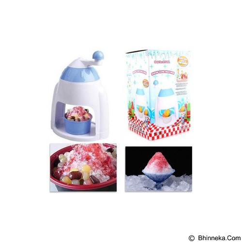 LACARLA Snow Cone Machine - Ice Cream Maker