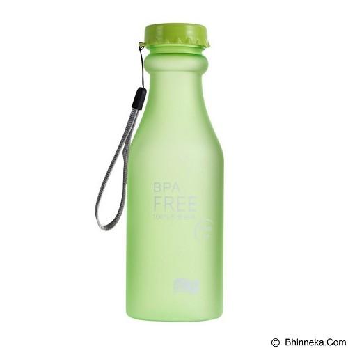 LACARLA Sport Water Bottle 550ml - Green (Merchant) - Sport Water Bottle / Botol Minum