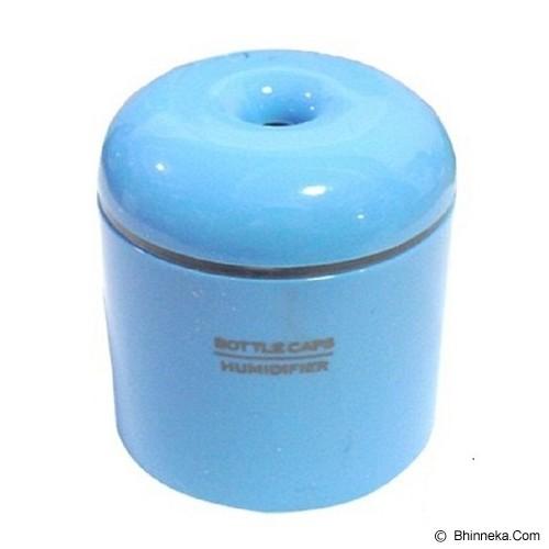 LACARLA USB Bottle Caps Air Humidifier - Blue - Air Humidifier