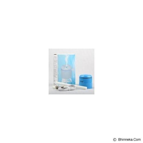 LACARLA USB Bottle Caps Humidifier Air Purifier - Blue - Air Humidifier
