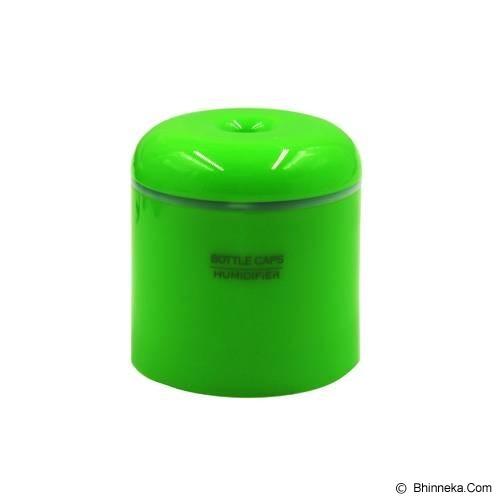 LACARLA USB Bottle Caps Humidifier Air Purifier - Green - Air Humidifier