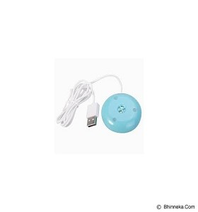 LACARLA USB Donut Humidifier Air Purifier - Blue - Air Purifier