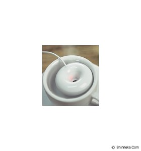 LACARLA USB Donut Humidifier Air Purifier - White - Air Purifier