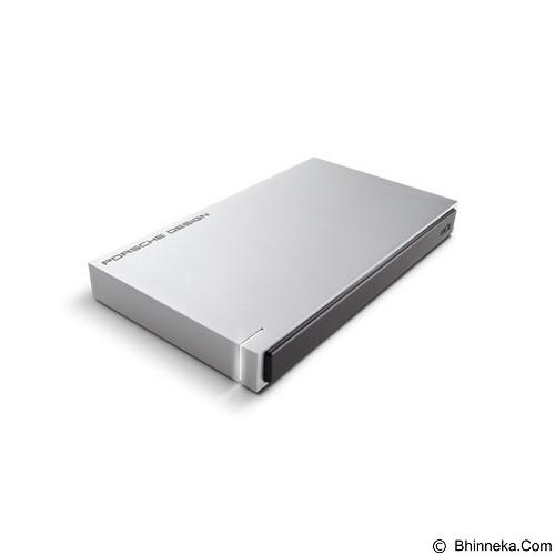 LACIE Porsche Design Mobile Drive USB 3.0 1TB [STET1000400] - Grey - Hard Disk External 2.5 Inch