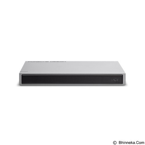 LACIE Porsche Design Mobile Drive USB 3.0 2TB [LAC9000461] - Grey - Hard Disk External 2.5 inch