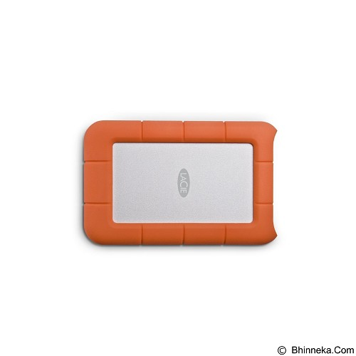 LACIE Rugged Mini USB 3.0 2TB [LAC9000298] (Merchant) - Hard Disk External 3.5 Inch
