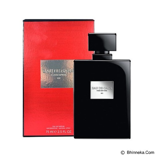 LADY GAGA Eau De Gaga 75ml (Merchant) - Eau De Parfum untuk Wanita