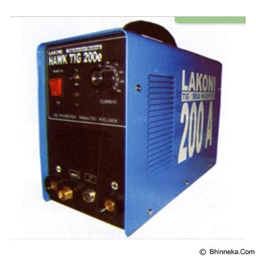 LAKONI Hawk Tig 200E - Mesin Las
