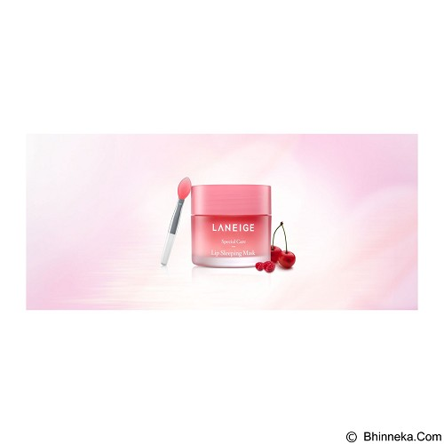 LANEIGE Lip Sleeping Mask 20gr (Merchant) - Perawatan Bibir