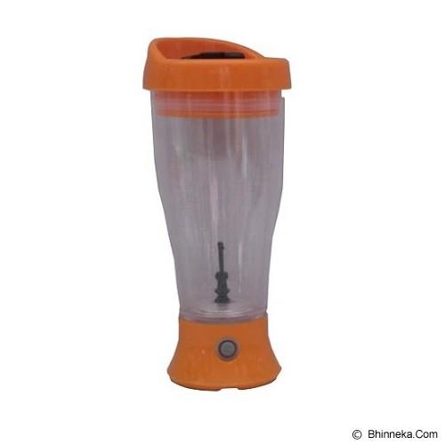 LANJARJAYA Stirring Glass Gelas Pengaduk Otomatis - Orange - Gelas
