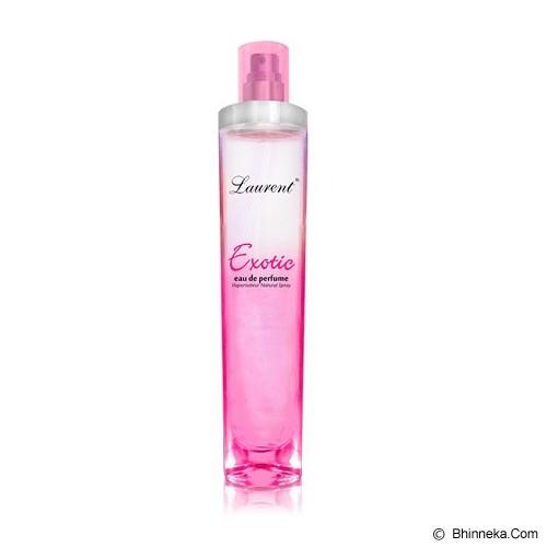 LAURENT Eau De Perfume Exotic - Pink - Eau De Parfum untuk Wanita