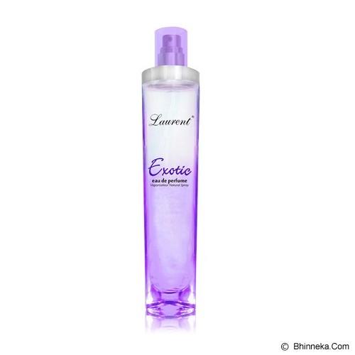LAURENT Eau De Perfume Exotic - Purple - Eau De Parfum untuk Wanita