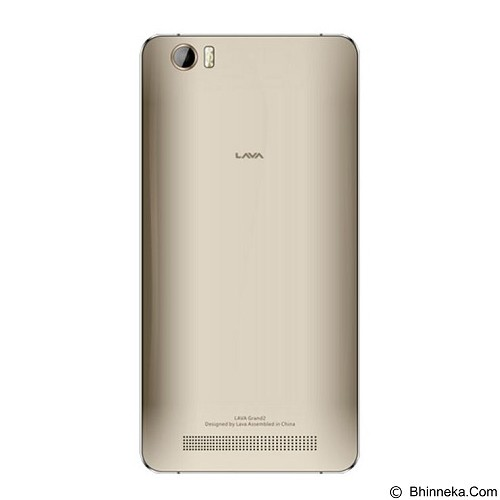 LAVA Grand 2 - Gold (Merchant) - Smart Phone Android