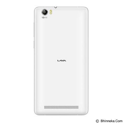 LAVA Grand 2 - White (Merchant) - Smart Phone Android