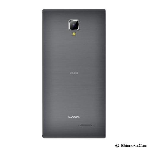 LAVA Iris 750 - Grey (Merchant) - Smart Phone Android
