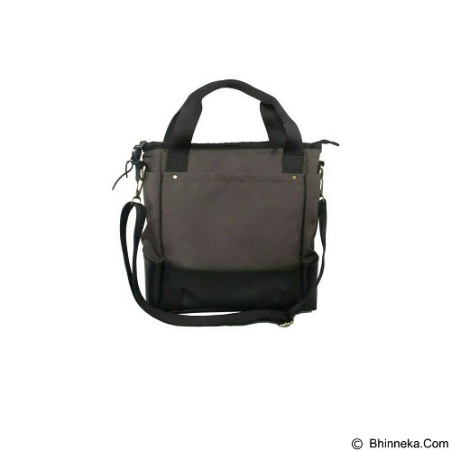 LAZUARDI Tas Selempang Howdy Casual Stylish Trendy - Dark Brown (Merchant) - Shoulder Bag Wanita