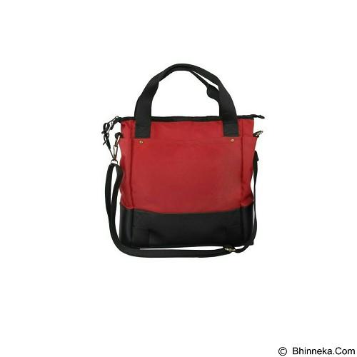 LAZUARDI Tas Selempang Howdy Casual Stylish Trendy - Red Cherry  (Merchant) - Shoulder Bag Wanita