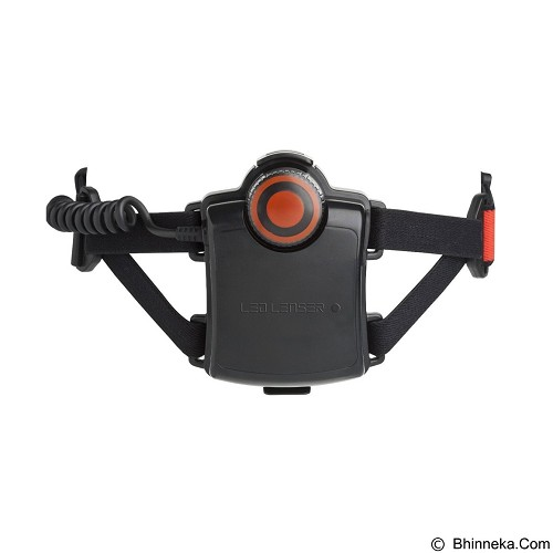 LED LENSER Senter LED CREE 250 Lumens [H7.2] - Camcorder Mounting
