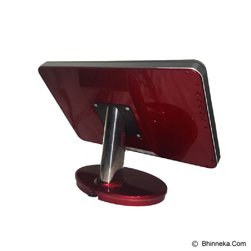 LED MONITOR TOUCHSCREEN R-LED-S 19 Inch - Red - Monitor Led 15 Inch - 19 Inch