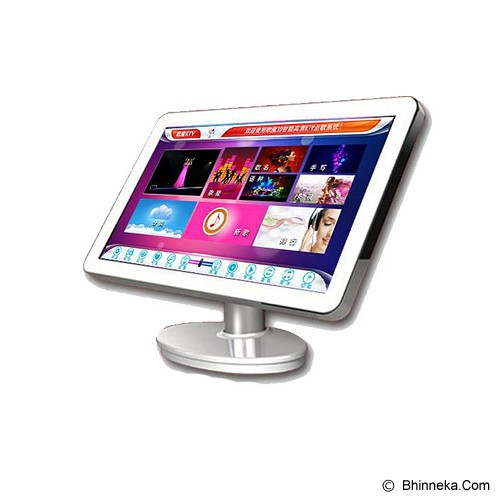 LED MONITOR TOUCHSCREEN W-LED-S 19 Inch - White - Monitor Led 15 Inch - 19 Inch