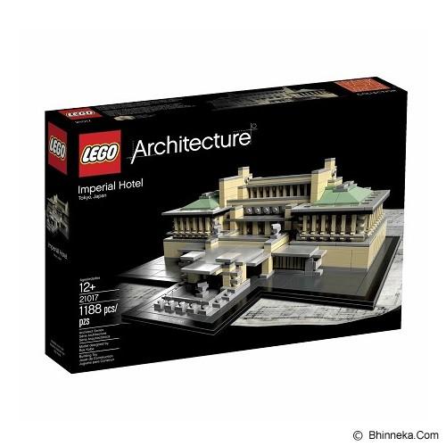 LEGO Architecture Imperial Hotel [21017] - Building Set Architecture