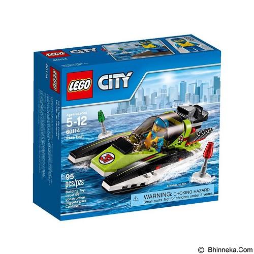 LEGO City Race Boat [60114] - Building Set Occupation