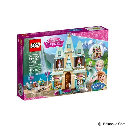 LEGO Disney Princess Arendelle Castle Celebration [41068] - Building Set Movie