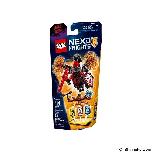 LEGO Nexo Knights Ultimate General Magmar [70338] (Merchant) - Building Set Movie