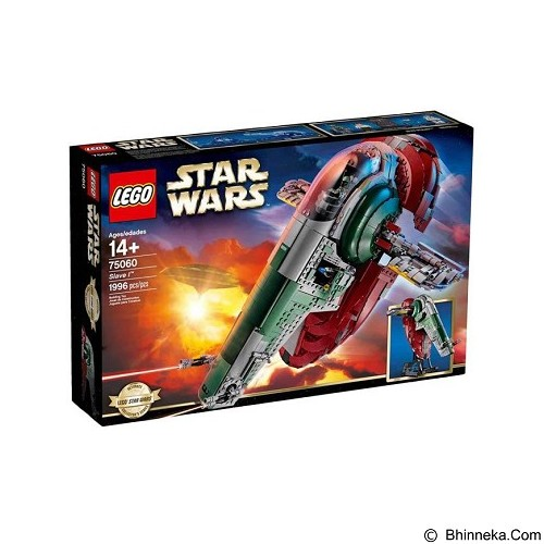 LEGO Slave 1 [75060] (Merchant) - Building Set Movie