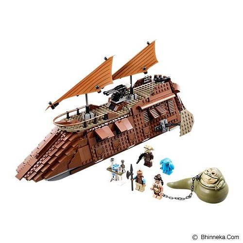 LEGO Star Wars Jabba's Sail Barge™ [75020] - Building Set Movie