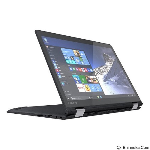 LENOVO IdeaPad YOGA 510 [14IKB] - Black (Merchant) - Notebook / Laptop Hybrid Intel Core I5