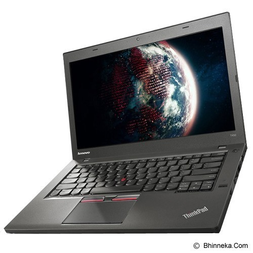 LENOVO Business ThinkPad T450 25ID - Black (Merchant) - Notebook / Laptop Business Intel Core I7