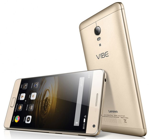 LENOVO Vibe P1 Turbo - Gold (Merchant) - Smart Phone Android