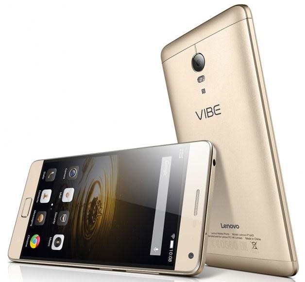LENOVO Vibe P1 Turbo - Gold (Merchant) - Smart Phone Android