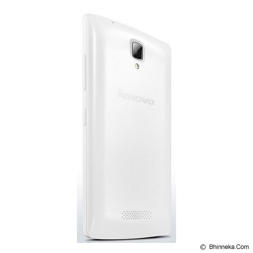 LENOVO A2010 - Pearl White (Merchant) - Smart Phone Android