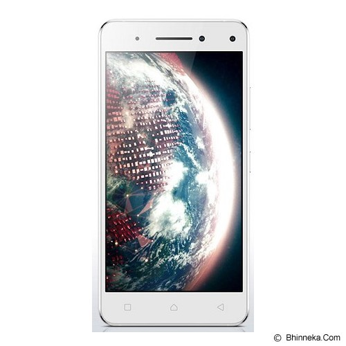 LENOVO Vibe S1 - White (Merchant) - Smart Phone Android