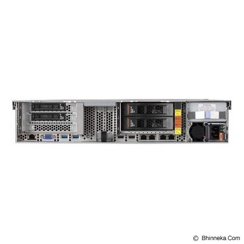 LENOVO System X3650M5-N2A (4x600GB SAS) - Enterprise Server Rack 2 Cpu