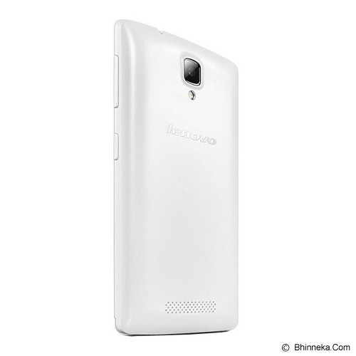 LENOVO A1000 - Pearl White (Merchant) - Smart Phone Android