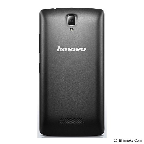 LENOVO A2010 - Onyx Black (Merchant) - Smart Phone Android