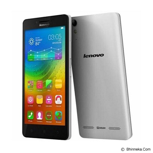 LENOVO A6000 - White - Smart Phone Android