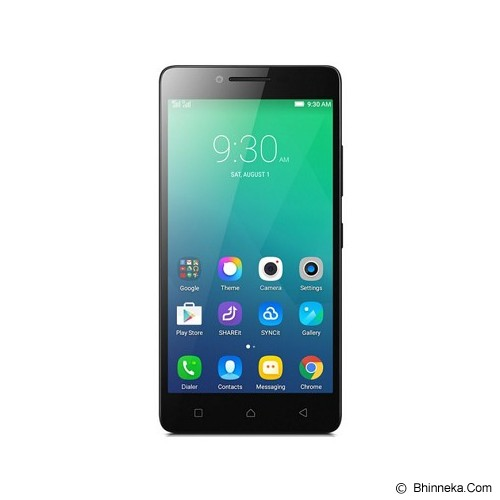 LENOVO A6010 - Black - Smart Phone Android