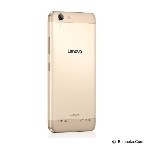 LENOVO A6020 - Gold (Merchant) - Smart Phone Android